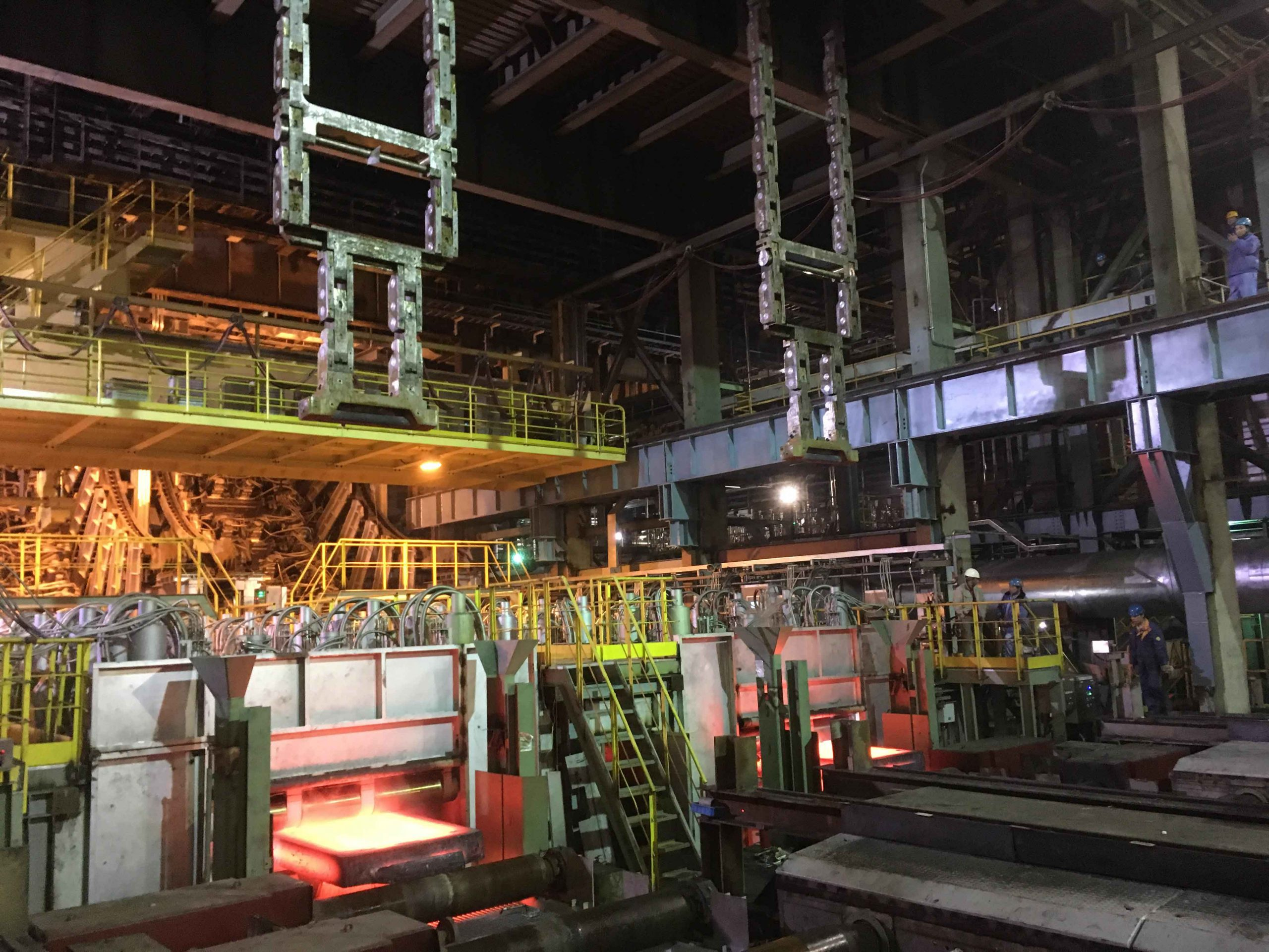 Fully automatic dummy bar system from Primetals Technologies receives FAC at Baosteel