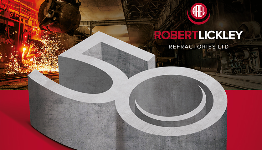 Robert Lickley<br>50 Years and still going strong!