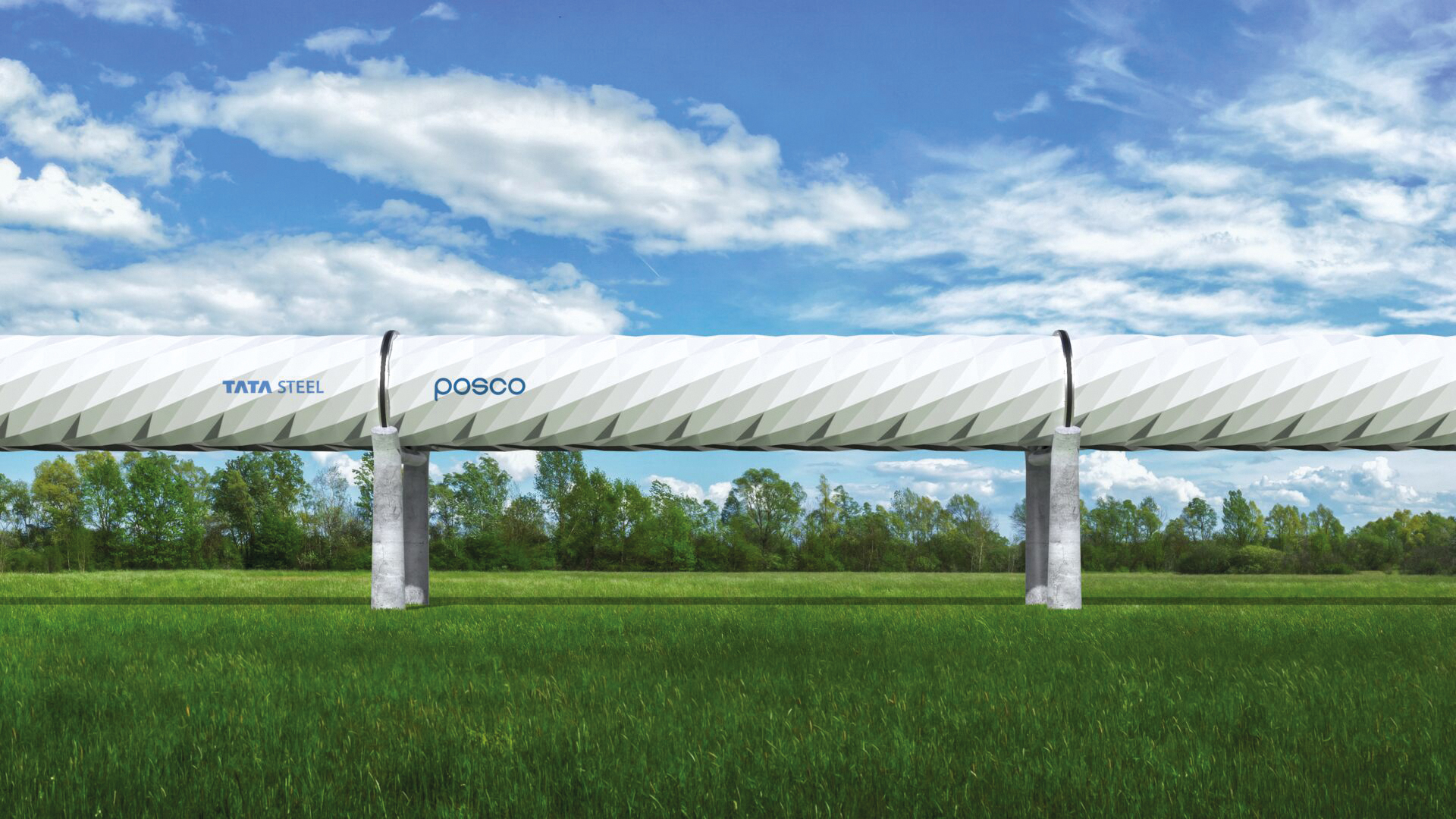 Tata Steel and POSCO join forces to develop innovative high-speed travel of the future