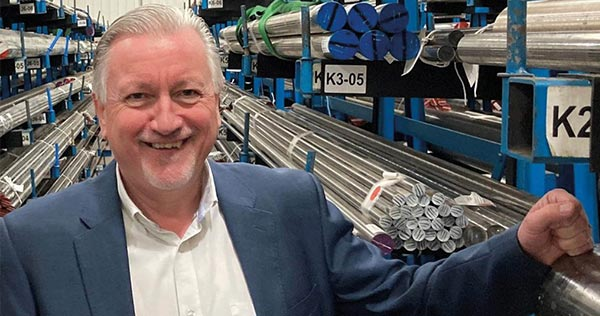 Langley Alloys Engage With Metals Consultant