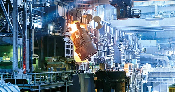 German Steel Industry Can Be a Successful Model for the Transition to Climate Neutrality
